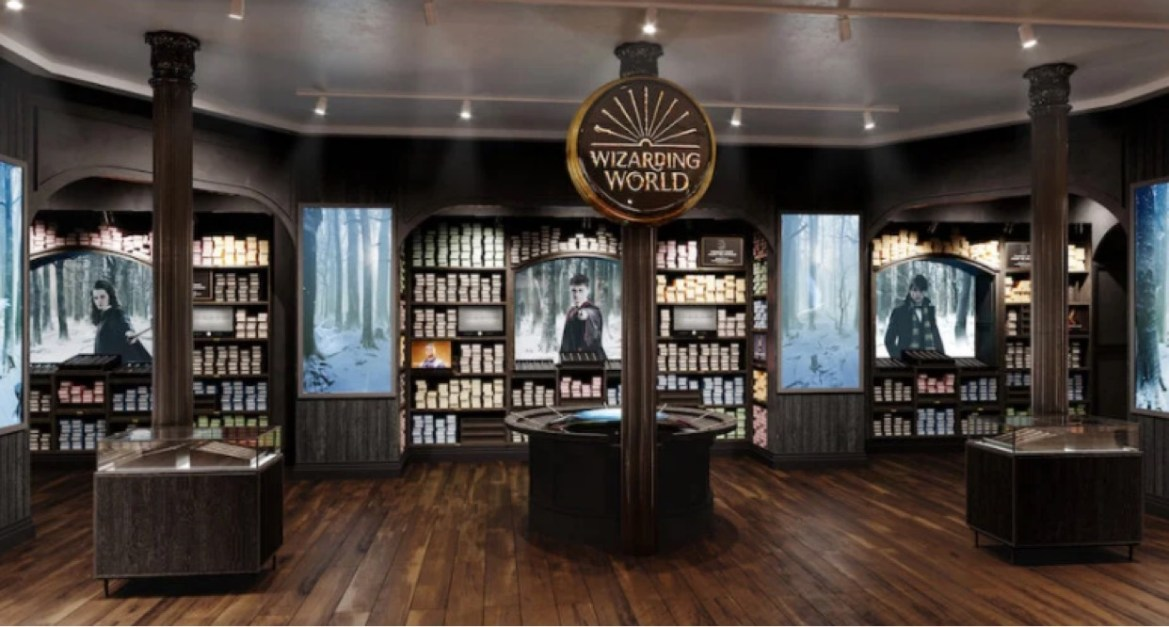 First look at the Harry Potter Store in New York City