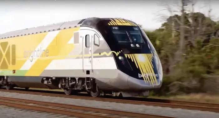 South Florida to Orlando Brightline Rail Delayed