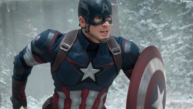 Captain America 4 is in the works! 1