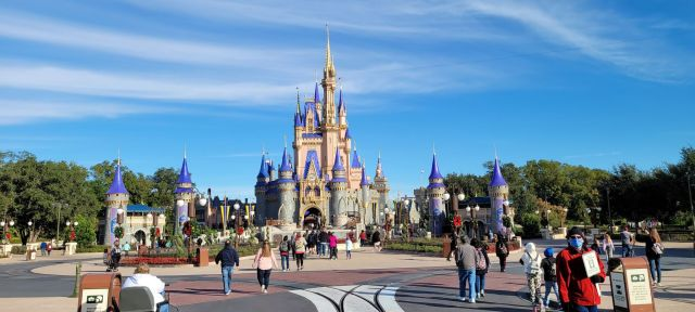 Disney World hiring