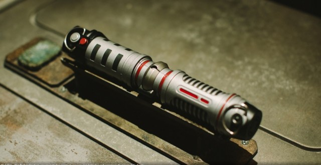 Price for Build your own lightsaber experience in Hollywood Studios has gone up 2