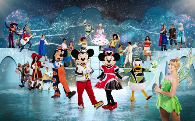 Disney on Ice returns and coming to a city near you! 1