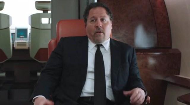 Jon Favreau as Happy Hogan in Spider-Man: No Way Home 🕷