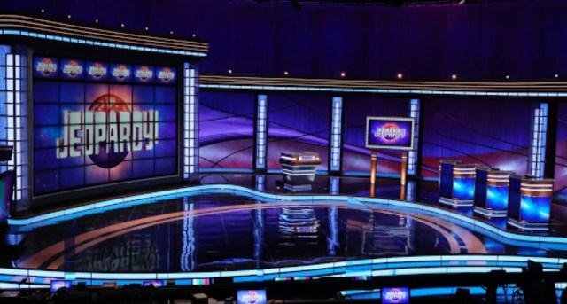 The Jeopardy! Set