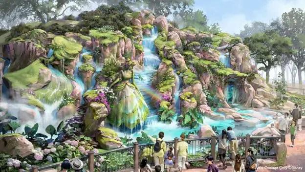 Tokyo DisneySea's Fantasy Springs