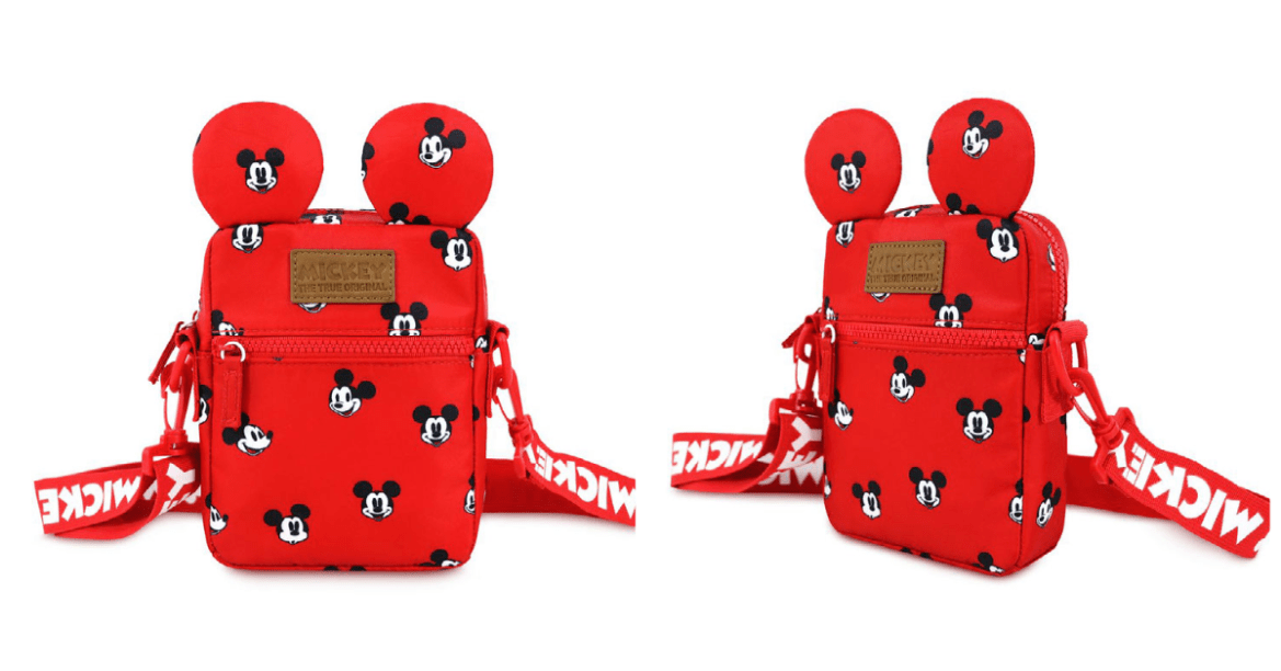 Mickey Shoulder Bag Is A True Original