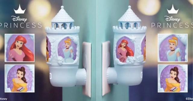 Disney Princess Scentsy Wall Diffusers