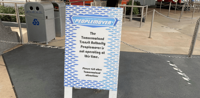 Closed PeopleMover