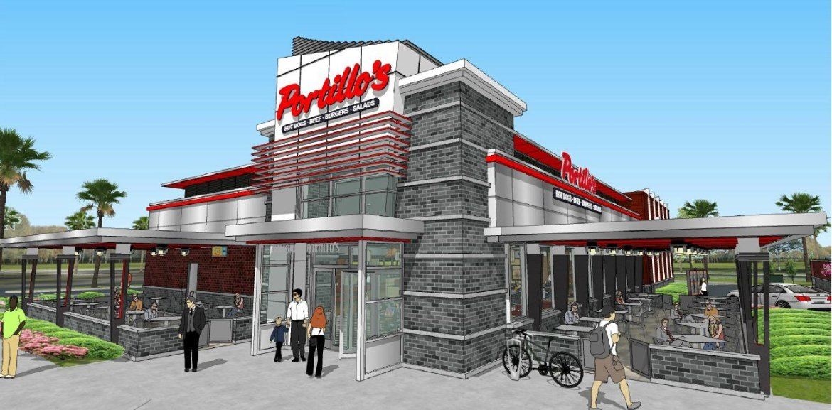 Portillo's possibly opening another location in Orlando