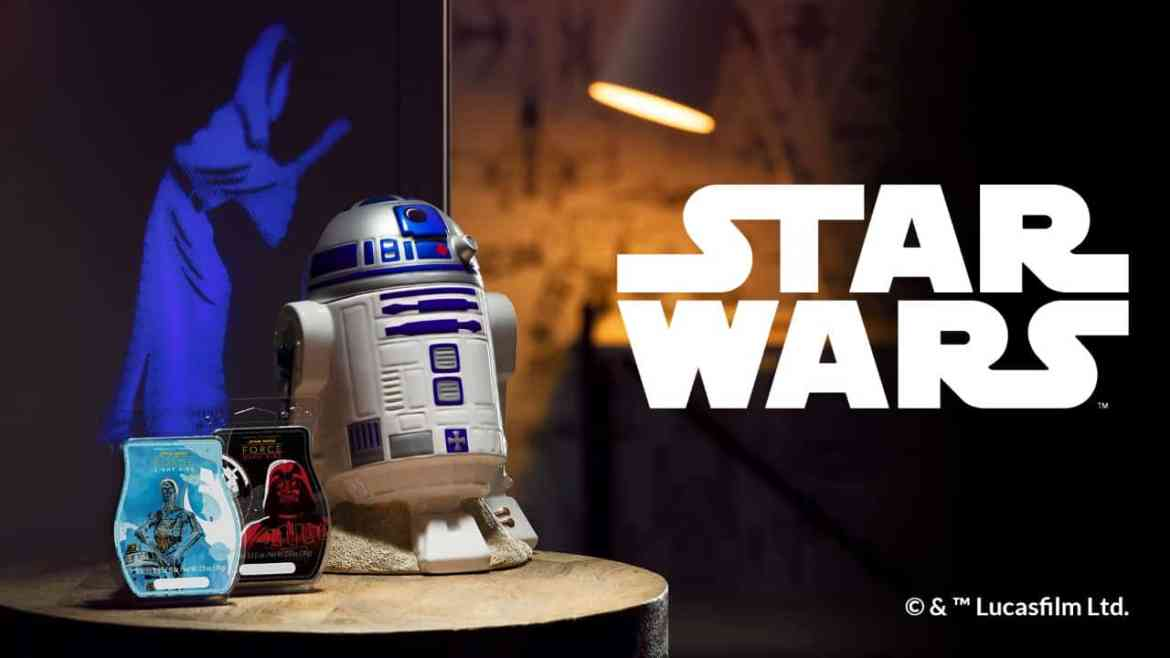 The R2-D2 Scentsy Warmer Is The Droid We Have Been Looking For