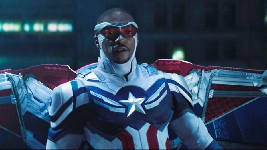 Sam Wilson's Captain America Meet and Greet Coming to Disneyland for Reopening