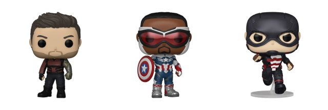 Check out the New Marvel Merch Inspired by 'The Falcon and the Winter Soldier' 6