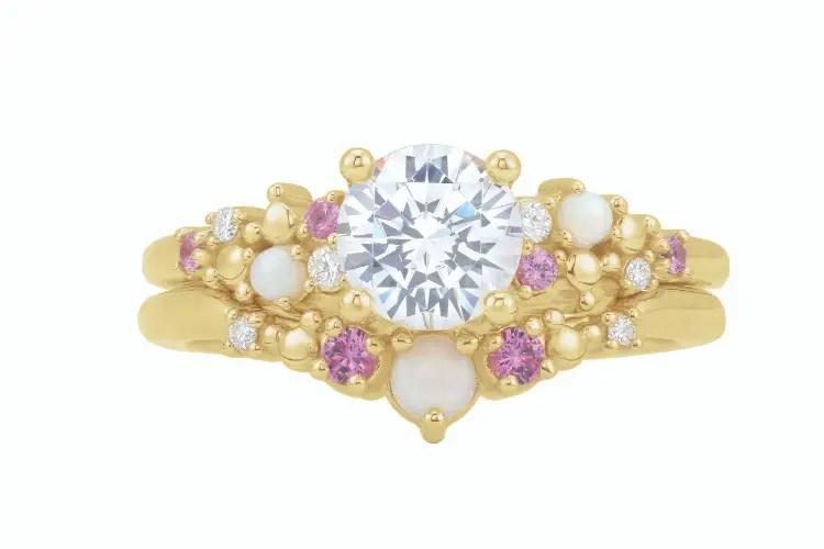 Disney Fairy Tale Weddings Bridal Set and Jewelry