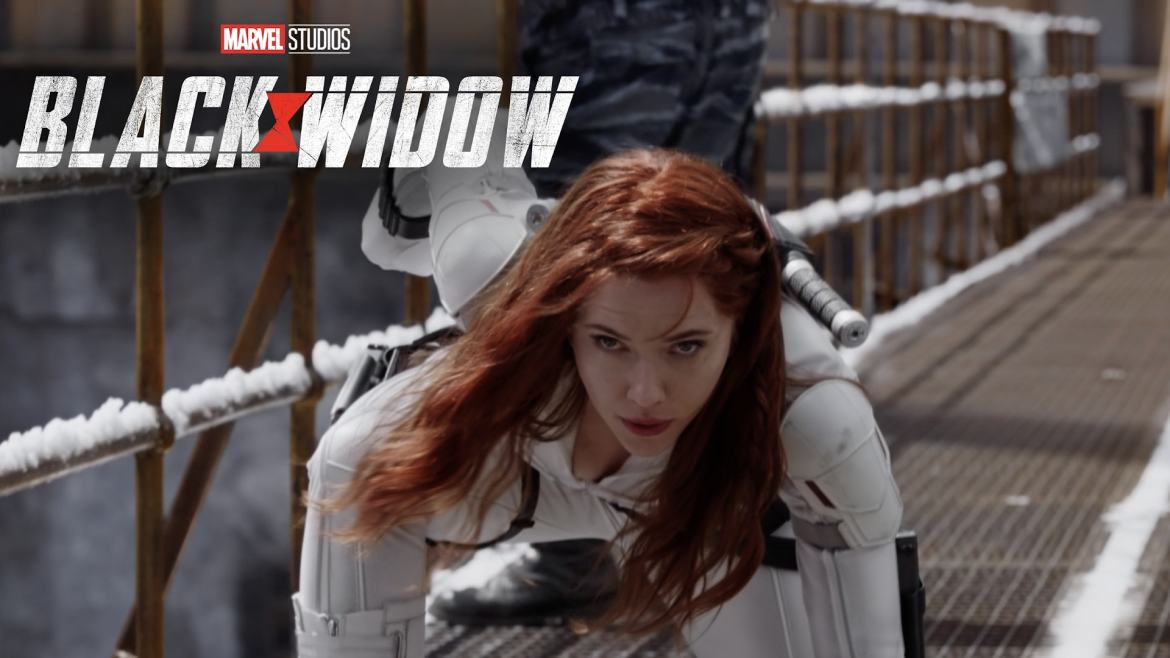 Celebrate National Superhero Day with a New 'Black Widow' Featurette Starring Scarlett Johansson