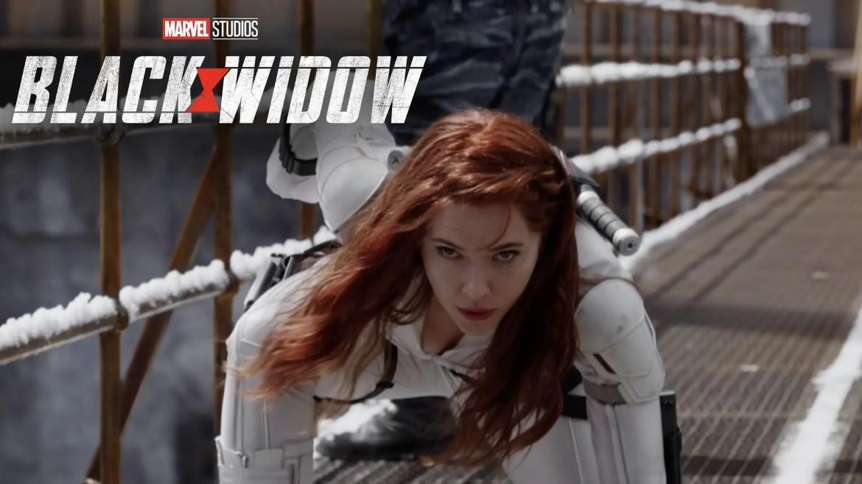 Celebrate National Superhero Day with a New 'Black Widow' Featurette Starring Scarlett Johansson