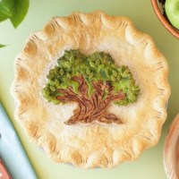Tree of Life pie