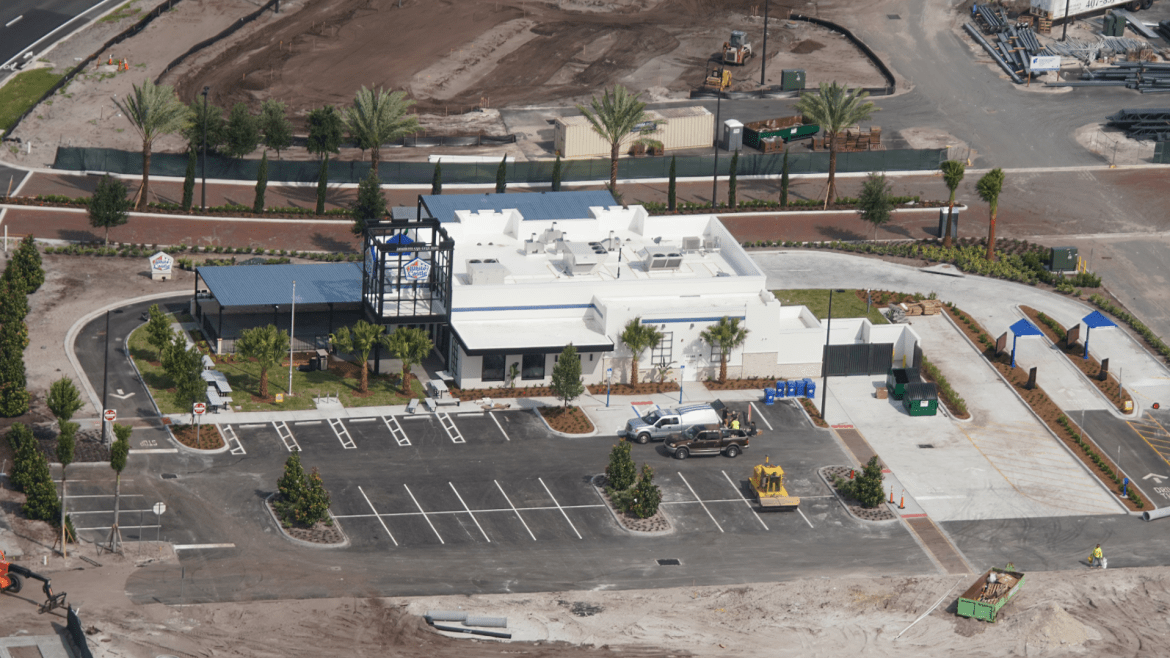 White Castle Near Disney World to Open on May 3rd