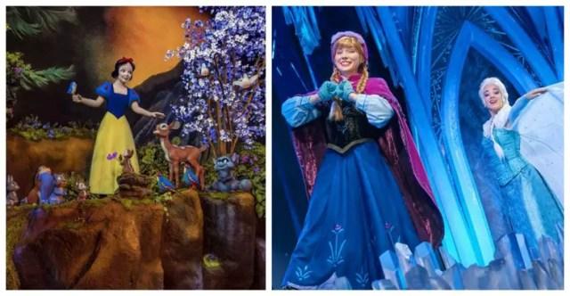 Disney Parks Celebrates Ultimate Princess Celebration 1