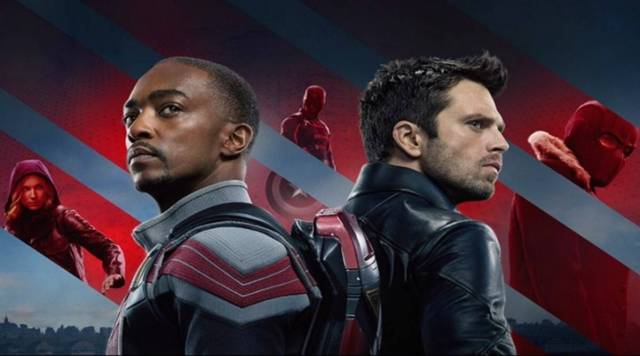 The Cast of The Falcon and the Winter Soldier