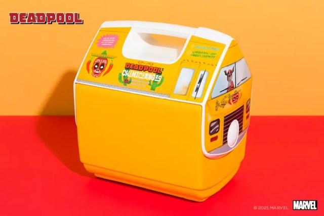 Deadpool Igloo Cooler