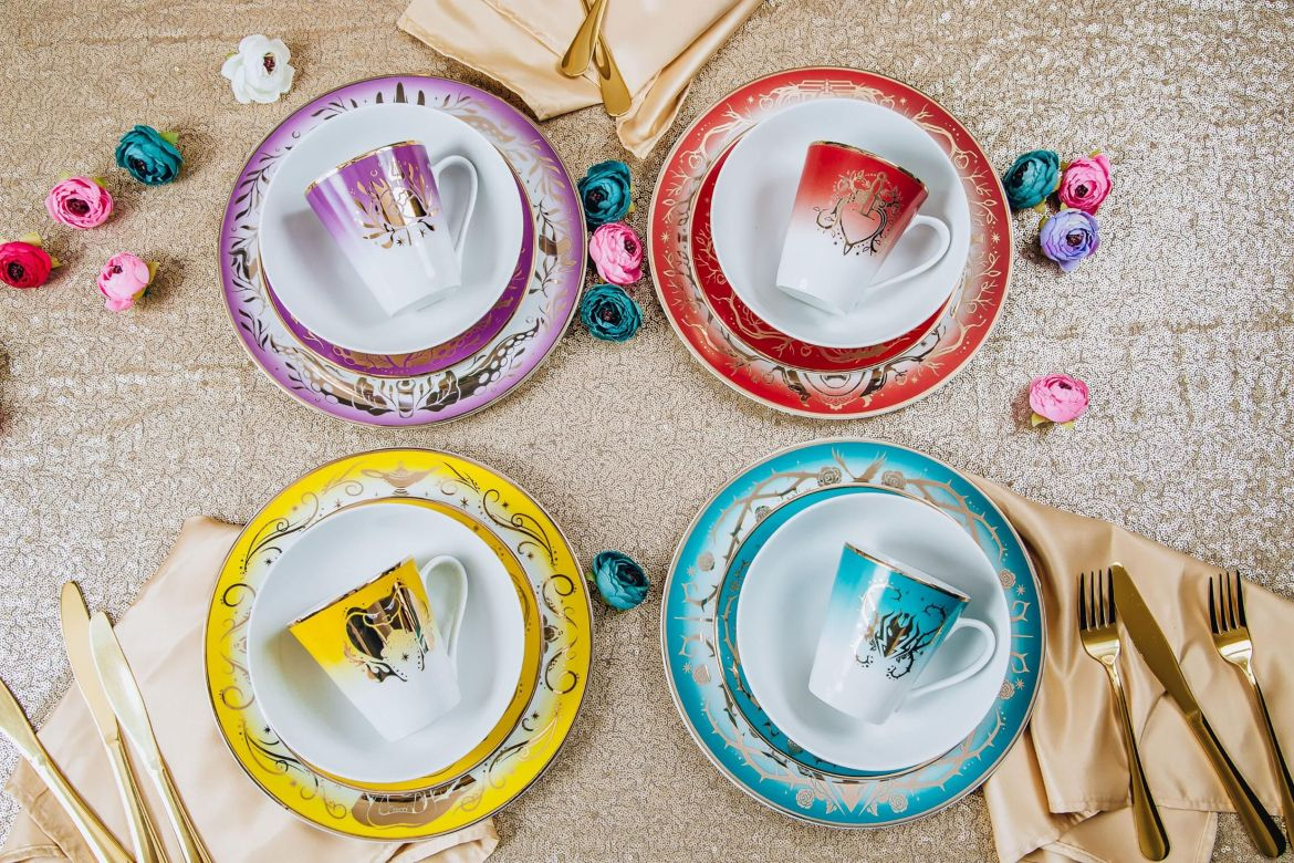 Wicked New Disney Villains Dining Set And More!