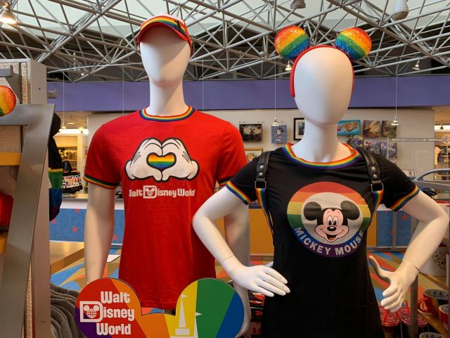 Disney Rainbow Love