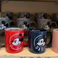 Disney Family Mugs