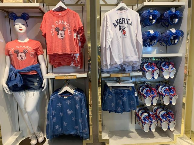 Mickey Americana Collection