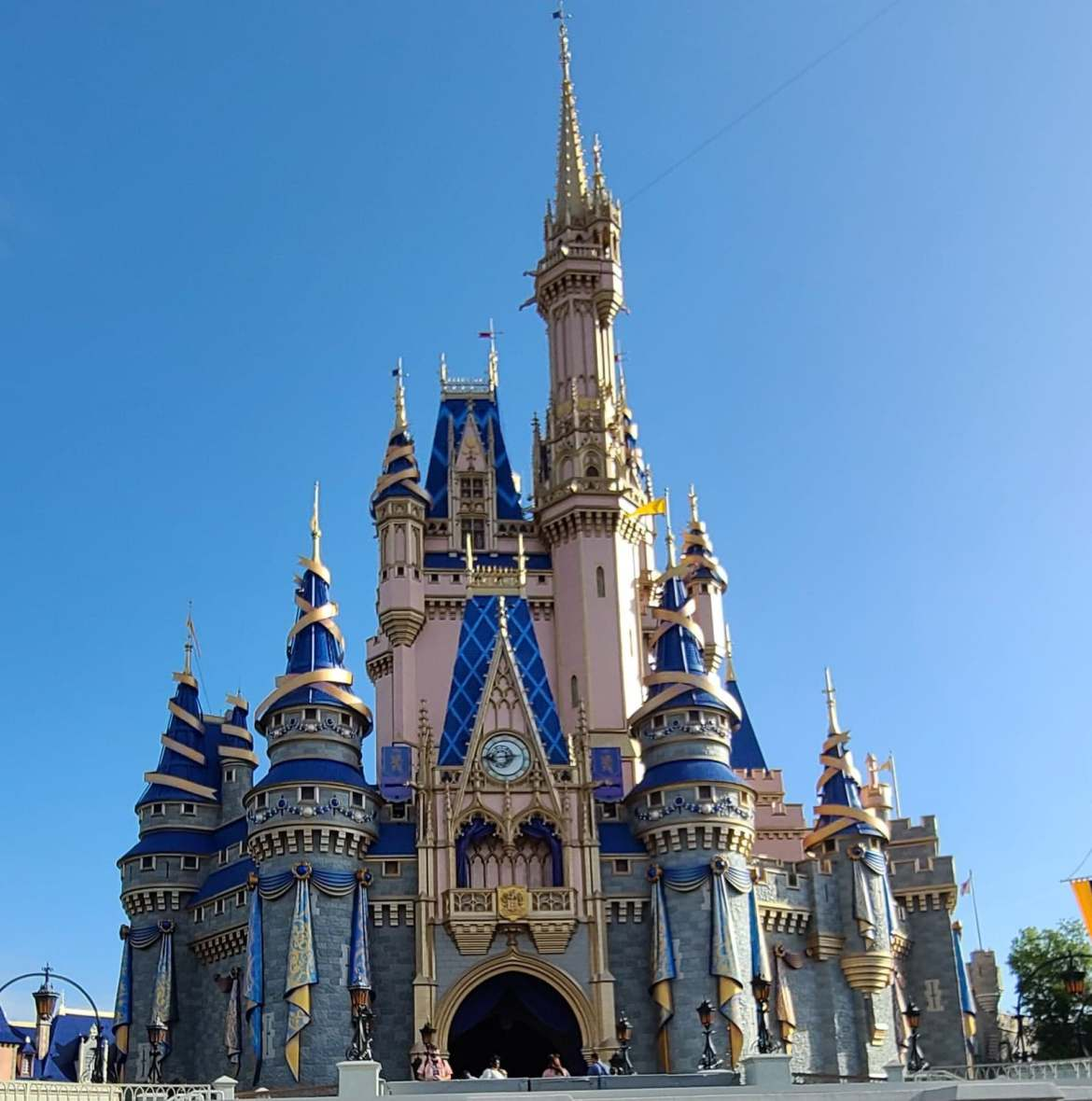 Disney Park Passes completely booked for the rest of May