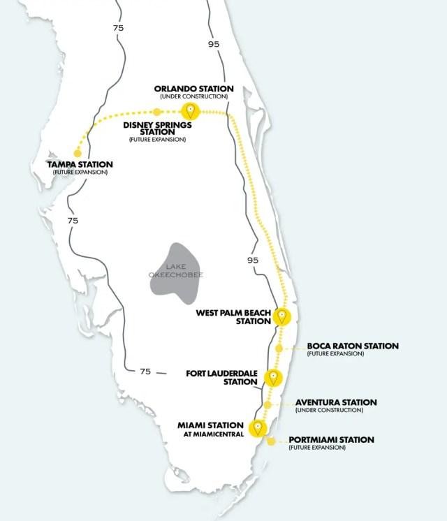 Brightline Florida Expansion reaches major milestone 2