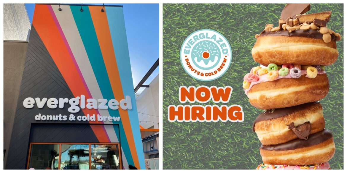 Everglazed Donuts at Disney Springs is Now Hiring!