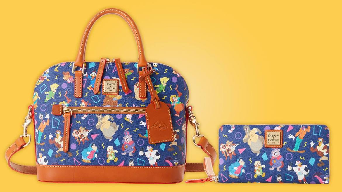 Disney Afternoon Dooney and Bourke Collection Coming Soon
