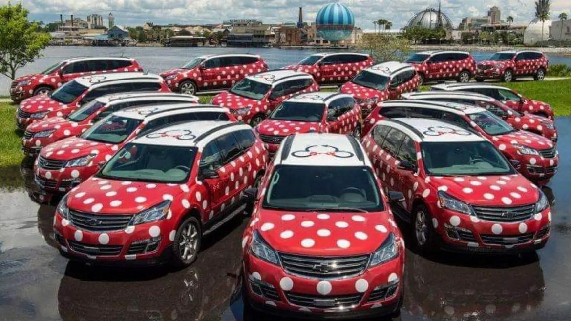 Are Disney's Minnie Vans returning to service at Walt Disney World?