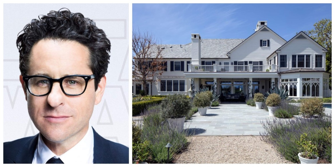 JJ Abrams's home is for sale for 22 Million