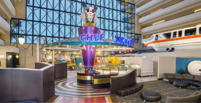Chef Mickey's Dinner, Cape May Cafe, and Tusker House reopening this month! 3
