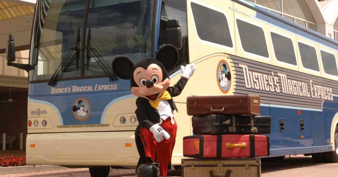 New Update on Magical Express replacement Mears Connect