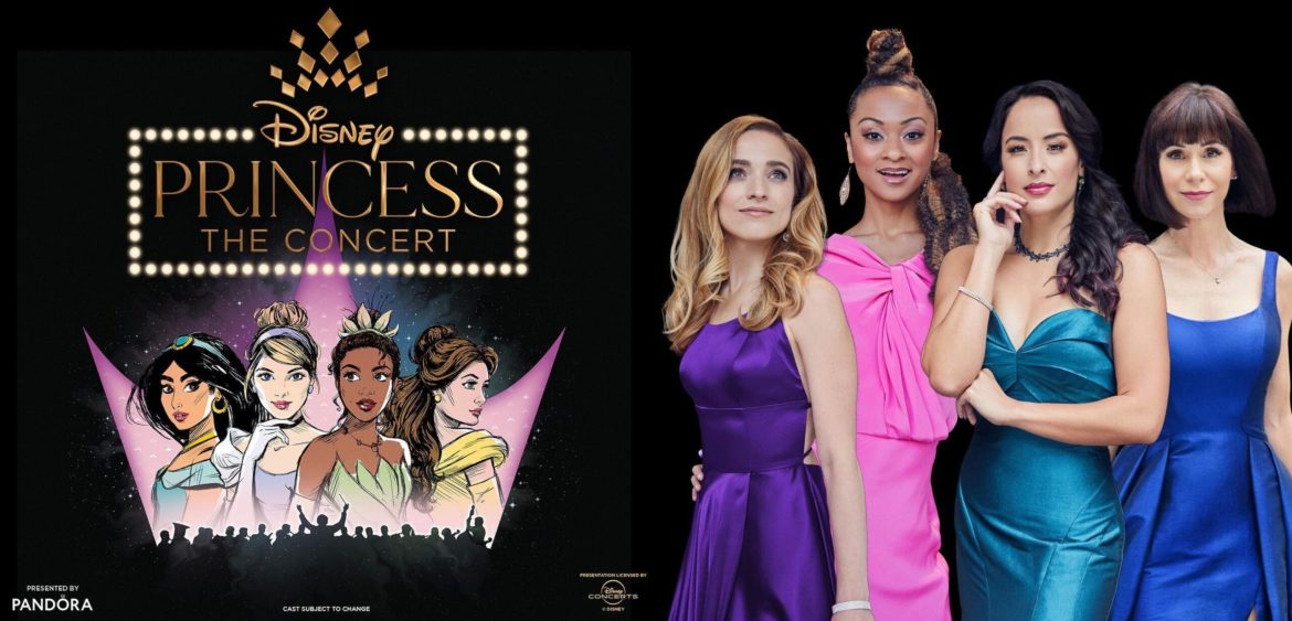 Disney on Broadway Stars to Be Featured in New Show 'Disney Princess: The Concert'