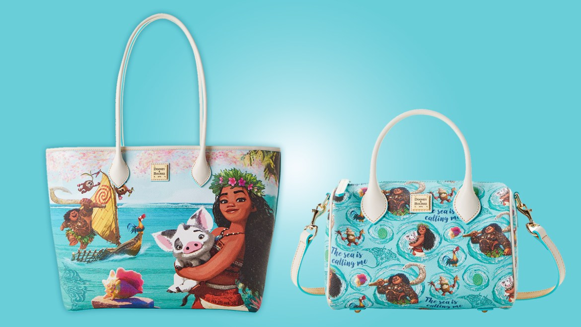 New Moana Dooney And Bourke Collection Sailing In Soon