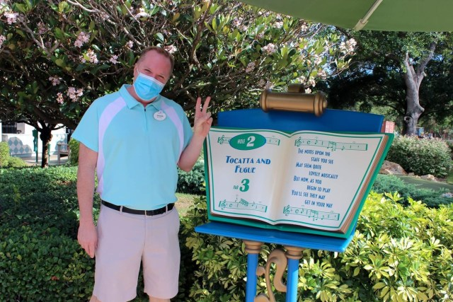 Disney Cast Members celebrate 25 years of mini-golf magic 3