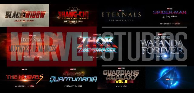 Phase 4 Titles for the MCU