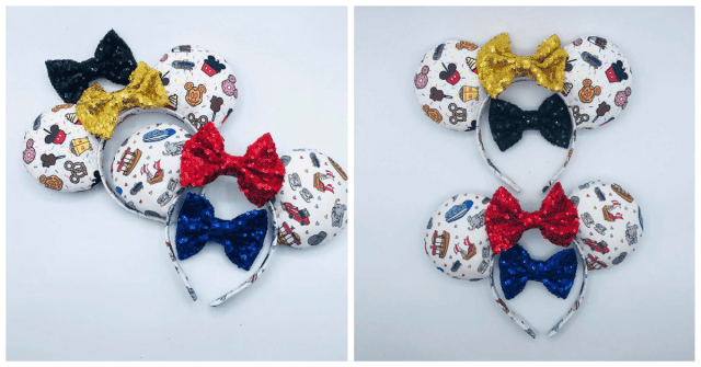 Chip and Co Minnie Ears