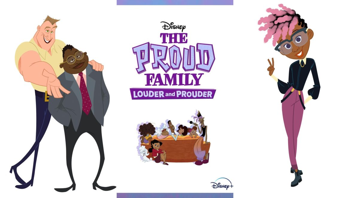 Billy Porter, Zachary Quinto, and EJ Johnson Join the Cast of 'The Proud Family: Louder and Prouder'