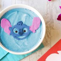 Stitch Smoothie Bowl