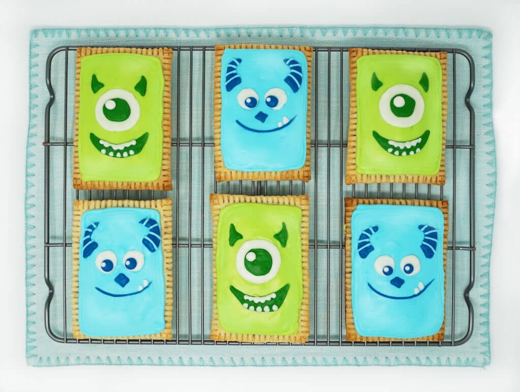 We Are Screaming For These Monsters Inc Pop Tarts!