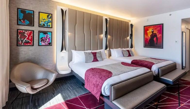 Hotel New York – The Art of Marvel