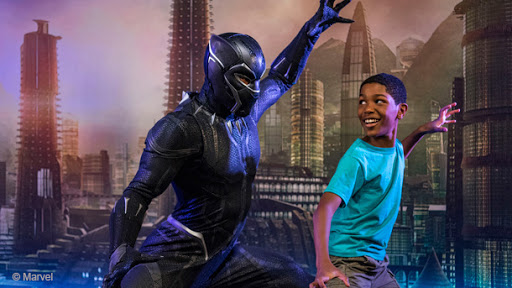 New 'Black Panther' Photo Op Spotted at Disneyland