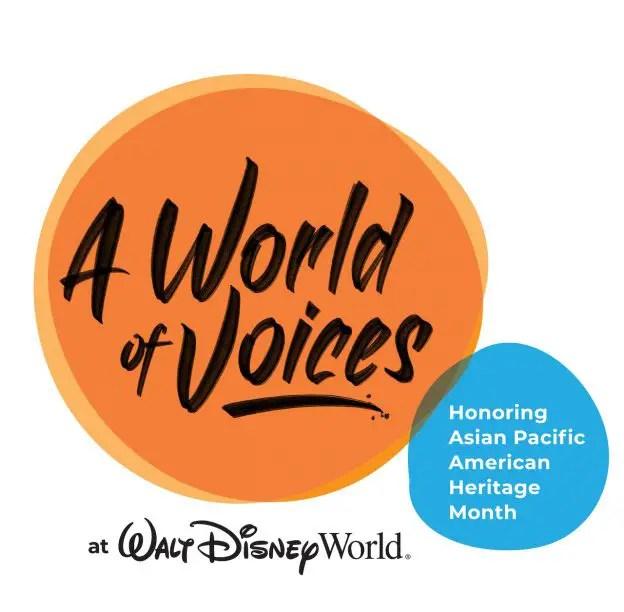 Honoring Asian Pacific American Heritage Month at Walt Disney World 2