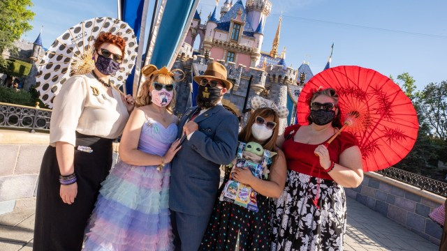 Disneyland removes Face Mask and other requirements starting on June 15th 2