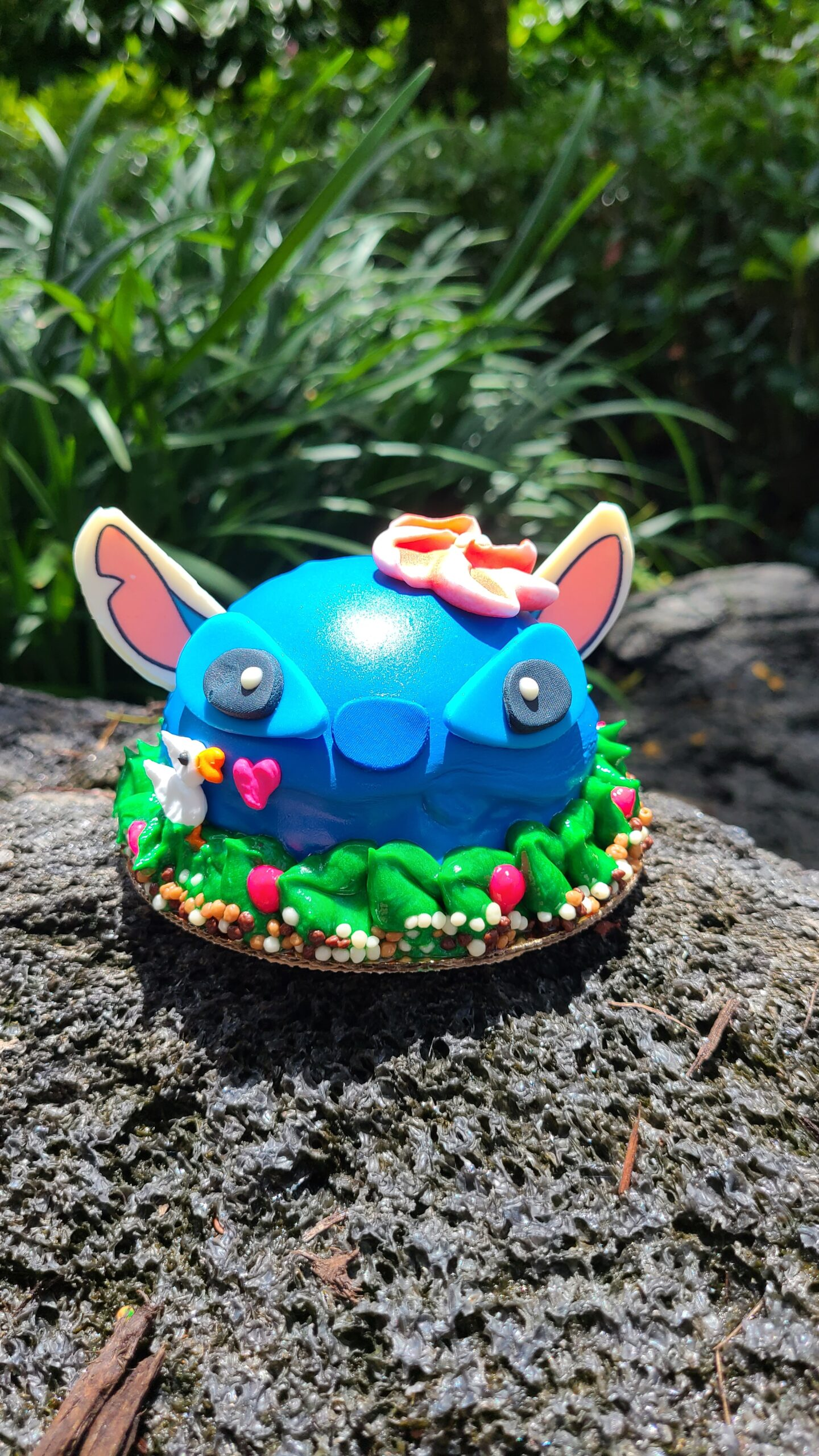 Say Aloha to the new Stitch Cupcake for 626 Day! 1