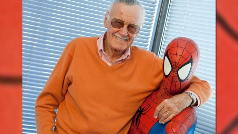 Bronx Street Co-Named  in Honor of Marvel Comics' Stan Lee